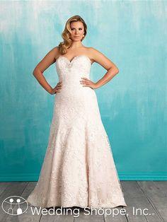 Allure Women Bridal Gown W373