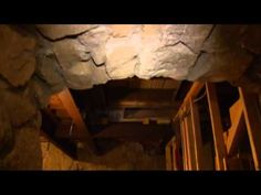HISTORICAL UNDERGROUND RAILROAD HOME IN OHIO - YouTube