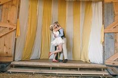 Mariage version cirque ou fête foraine