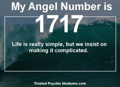 Find out why the powerful angel number 1717 surprises so many people and leaves most people completely speechless in this exclusive report.