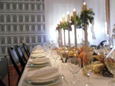 MISE EN PLACE FOR FRIENDS: Christmas of Light. Progetto www.gariselliassociati.it