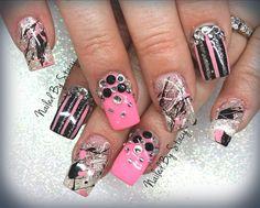 Rock My World by NailedByStacy - Nail Art Gallery nailartgallery.nailsmag.com by Nails Magazine www.nailsmag.com #nailart