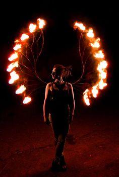 Fire wings performance wings fire show wings fire costume Fire Costume, Fire Fans, Fire Photography, Fire Dancer, Kohaku, Flow Arts, L5r, Fire Powers, Fathers Day Crafts