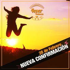 ¡28 DE FEBRERO NUEVA CONFIRMACIÓN!  No perdáis de vista nuestras redes, el próximo miércoles 28 os anunciaremos un nuevo artista en 4everValenciaFest. Los próximos 29 y 30 de junio, volvemos a soñar. 4everValenciaFest, mucho más que un festival.  Entradas ya en Ticketmaster.  #4everValenciaFest #4evers #Valencia #festival #nuevaconfirmacion