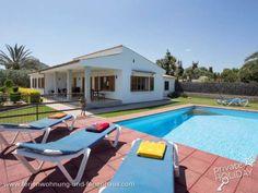 #Ferienhaus mit #Privatpool in #Alcúdia und Panoramablick in #Mallorca