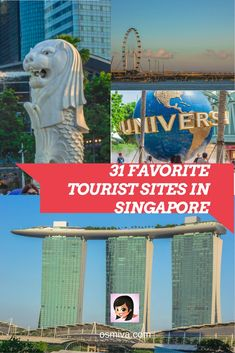With its diverse culture reflecting colonial history and Chinese, Malay, Indian and Arab ethnicity, Singapore is indeed one of Asia's popular tourist desti