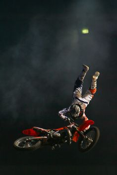 *Adrenaline Rush FMX Masters Moscow