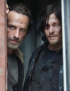 Rick & Daryl Season 5