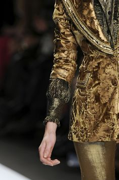 Angelo Marani at Milan Fashion Week fall 2010
