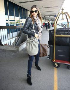 Miranda Kerr Ankle boots