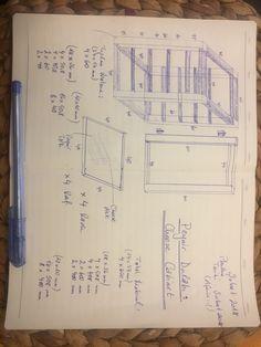 Draft drawing but nice useful craftmanship 🧐
