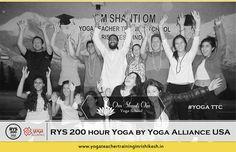Om Shanti Om #Yoga Center Yoga Alliance USA #certified Yoga TTC school provides best yoga class - courses 100, 300, 500, RYS 200-hours Yoga #teacher training in India Rishikesh. https://yogateachertraininginrishikesh.in