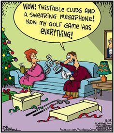 golf humor - Yahoo Image Search Results. Perfect Christmas Gifts! #golf #humor #Naplesgolfguy