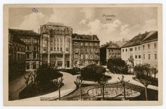 Miesto, kde bola banka doma takmer sto rokov - Bratislavské rožky Bratislava, Banks, Painting, Painting Art, Paintings, Painted Canvas, Drawings, Couches