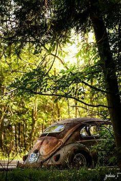 FUSCA RAT ROD STYLE | Carros Tunados e Antigos