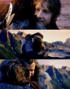 Thorin // Bilbo