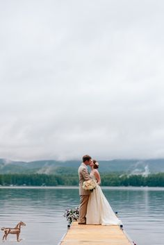 Rodeo Co. Lakeside Wedding, Camp Wedding, Wedding Sets, Summer Wedding, Our Wedding, Wedding Reception, Wedding Couple Photos, Wedding Couples, Wedding Engagement