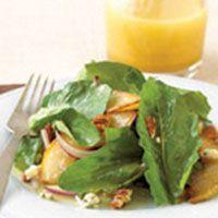 Sweet Pear and Gorgonzola Salad