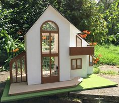 Captivating Dollhouse Furniture, Fairy Houses, Dollhouse Miniatures, Dollhouses, Sims,  Garden Ideas, Fairies, Barbie, Little Cottages