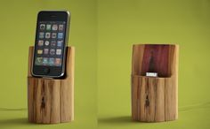 22 Awesome iPhone and iPod Docks Concepts, Designs and Mods | Walyou