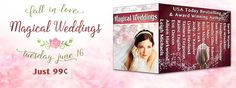 Read Your Writes Book Reviews: New Release Spotlight ~ MAGICAL WEDDINGS Available...