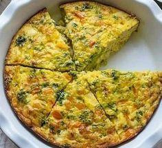Saiba como preparar uma omelete de forno saborosa que além de ser prática e ficar pronta rapidinho é uma opção saudável para suas refeições!