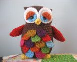 Owl pattern  I want to learn how to crochet