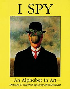 I Spy: An Alphabet In Art, 1997 Parents' Choice Award Gold Award - Books #Book