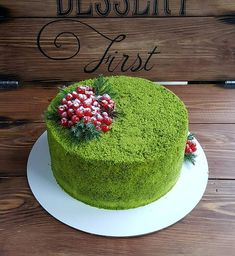 Image may contain: food Fondant Cakes, Cupcake Cakes, Spinach Cake, Button Cake, Gateaux Cake, Honey Cake, Bread Cake, Just Cakes, Colorful Cakes