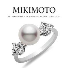 Mikimoto MEA10120NDXW | Lewis Jewelers
