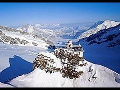 Gletscherwunder Jungfraubahn - Eine Legende wird hundert Jahre alt - YouTube