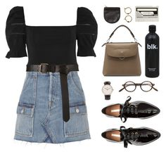 """i'll never be in love with anyone again who isn't you"" by yuelle ❤ liked on Polyvore featuring Topshop, RE/DONE, H&M, Fendi, Paul & Joe, Daniel Wellington, CASSETTE and BAGGU"