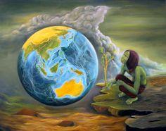bumi menunggu