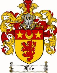 Fife Coat of Arms