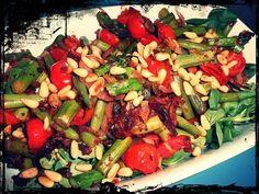 [Cooking Monday #109] schnelle Spargelpfanne︱ lecker︱ clean︱grün︱Saison - YouTube
