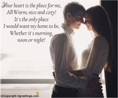 To have a place in someone's heart evokes an ineffable feeling.