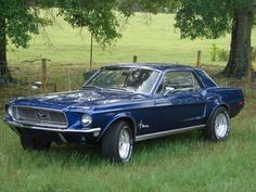 60's cars MUSTANG   Muscle cars of the 60's and 70's. What are your favorites? - Page 3 ...