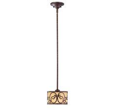 San Simeon Mini Pendant :: Pendants :: Products :: Savoy House Lighting
