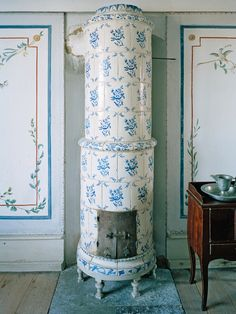 porcelain stove swedish - Google Search