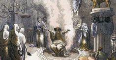 Τα Δελφικά Παραγγέλματα είναι οι σοφές εντολές που άφησαν στους Έλληνες οι σοφοί της Αρχαίας Ελλάδας. Μια πολύτιμη κληρονομιά γνώσης και σοφίας για τις επερχόμενες γενεές. Οι αρχαίοι Έλληνες ιερείς δεν έδιναν συμβουλές ούτε άκουγαν τις εξομολογήσεις των πιστών, αλλά ασχολούνταν μόνο με την τέλεση… Τα Δελφικά Παραγγέλματα είναι οι σοφές εντολές που άφησαν στους …
