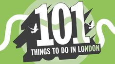 101 Things to do in London – The ultimate guide to London – Time Out London