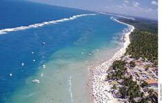 Praias mais Bonitas do Brasil, praia do francês, Alagoas