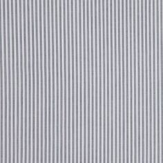 This is a  light weight cotton seersucker in Gray and white.