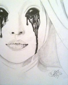 American Horror Story Asylum by khrysta on DeviantArt American Horror Story Asylum, Arte Horror, Horror Art, Scary Drawings, Horror Drawing, Sketch Inspiration, Sketch Ideas, Aesthetic Drawing, Our Lady
