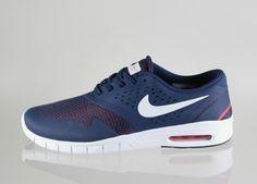 purchase cheap 40b52 00b9d Nike SB ERIC KOSTON 2 MAX (midnight navy   white - lite crimson)