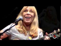 Rickie Lee Jones Live Performance in Philly