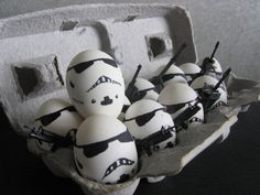 Easter Eggs? I think yes...
