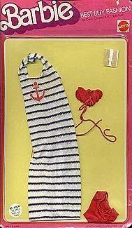 1973 Barbie clothes