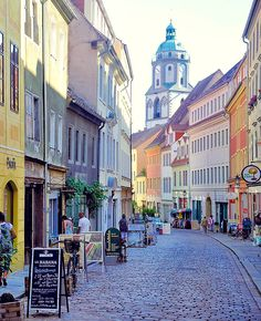 Rothenburg, Germany (Beautiful Place.Marie has visited there while working for IFDC.)