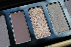 Tattooed Tealady reviews Clarins The Essentials Eye Make-up Palette...
